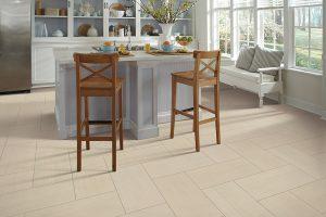 tile flooring installation